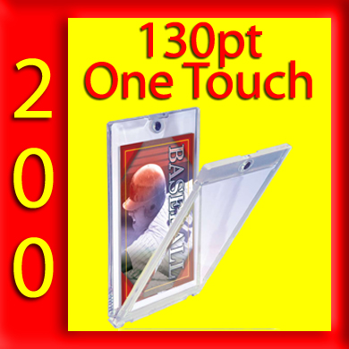 Ultra Pro Magnetic One Touch 130pt -200-