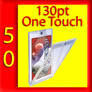 Ultra Pro Magnetic One Touch 130pt -50- USA ONLY
