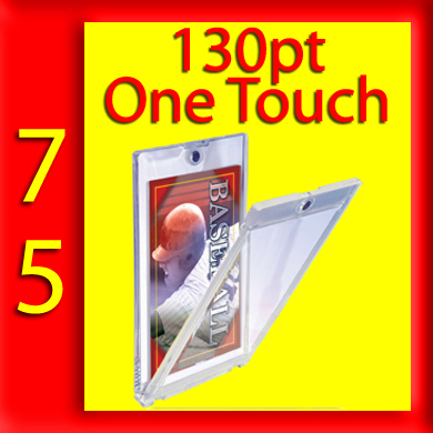 Ultra Pro Magnetic One Touch 130pt -75- USA ONLY